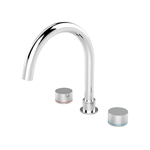 Kara Bath Tap Set